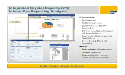 SAP Business One-Reporting